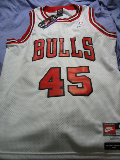 the best attitude 1e9f3 47c7b NBA Jersey Web : Michael Jordan MJ NBA Nike Swingman Jersey ...