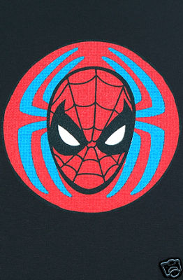Spiderman face logo - photo#17