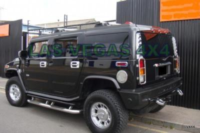King Buick Gmc >> Las Vegas 4X4 : HUMMER H2 03 04 05 06 07 08 09 - CHROME ...