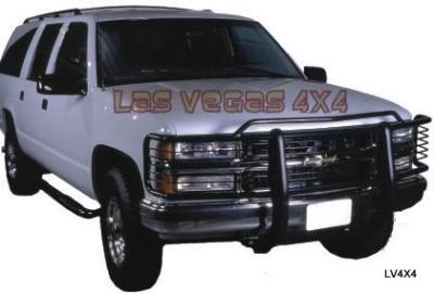Las Vegas 4x4 1992 1999 Chevy Suburban New Black