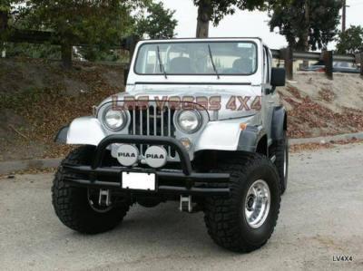 Las Vegas 4x4 72 06 Jeep Wrangler Cj Yj Tj New Front