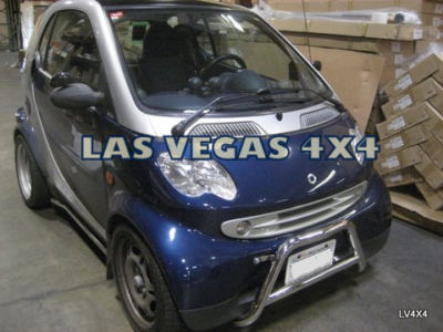 Las Vegas 4X4 : MERCEDES SMART CAR 450 - NEW STAINLESS ...