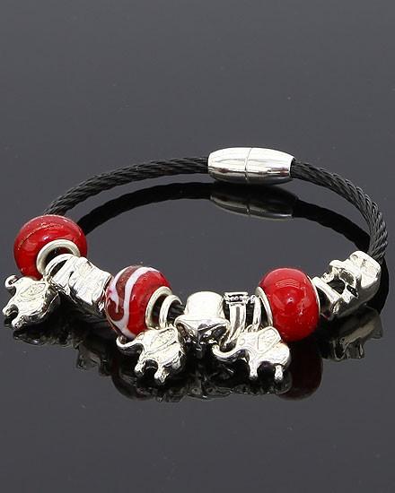 Elephant Magnetic Bracelet