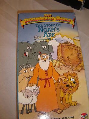 Rebekahproctor The Beginners Bible Vhs Set Lot Of 11