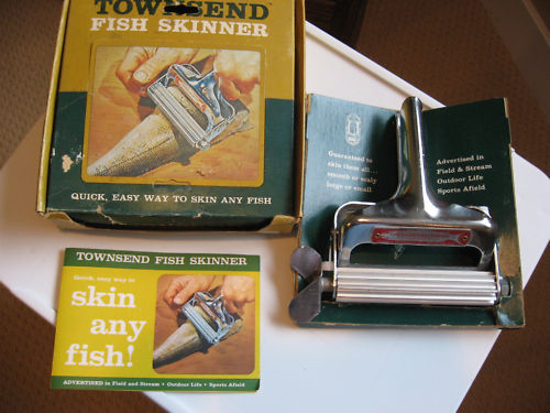 Collect iowa townsend fish skinner the fishing and for Townsend fish skinner