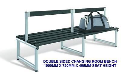 Highdensitystorage Cloakroom Locker Room Benches Bench