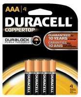 DURACELL AAA #4
