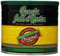 CHOCK FULL O`NUTS DECAFFENATED COFFEE
