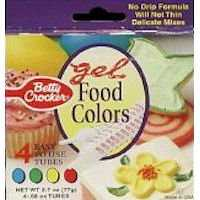 BETTY CROCKER FOOD COLORS