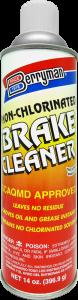 BERRYMAN BRAKE PARTS CLEANER - 14OZ