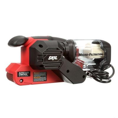 SKIL 6-AMP 3 IN. X 18 IN. CORDED BELT SANDER WITH