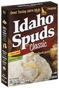 IDAHO SPUDS CLASSIC MASHED POTATOES GLUTEN FREE 13