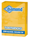 DIAMOND TOOTHPICKS #250