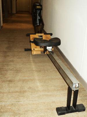 Boomer5 Exercise Equipment Indoor Concept 2 Rowing Machine