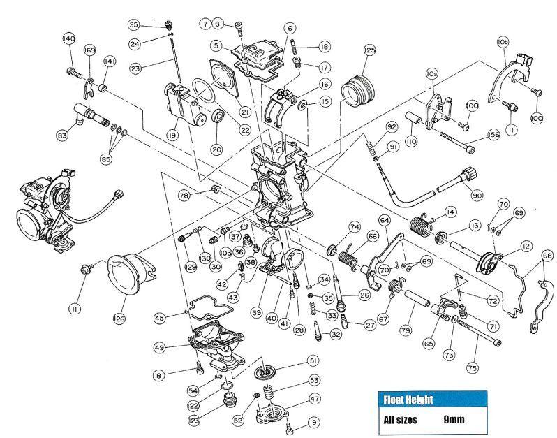Ksr Trigger X50 06-14 FA60 EBC Rear Organic Brake Pads Generic All Models