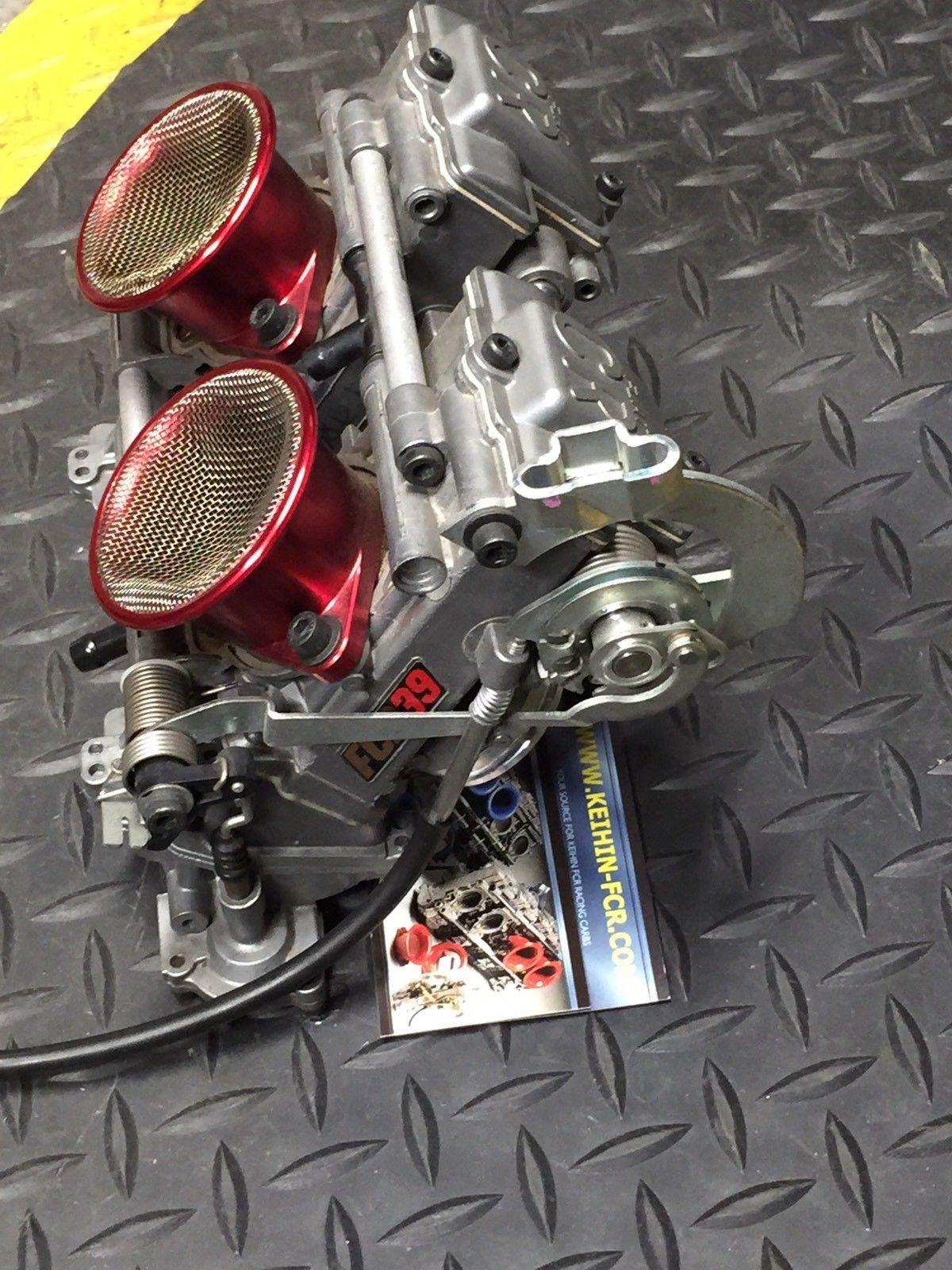 WWW KEIHIN-FCR COM : Ducati 900 MONSTER / Keihin Fcr 39