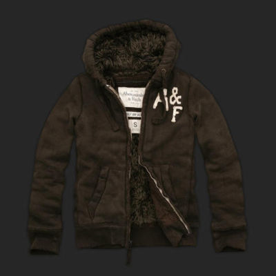 ee480d45a MikeManiana : ABERCROMBIE BROWN WOLF JAW JACKET/HEAVY FLEECE 38