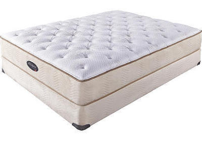 Floridamattress Simmons Beautyrest Classic Queen Mattress Free Shipping