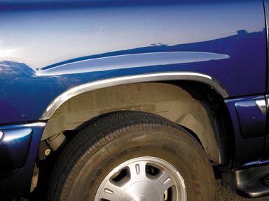 Used Chevy Avalanche >> performanceautotrim : 2002-2006 CHEVY AVALANCHE FENDER TRIM by TFP (2ND GEN)