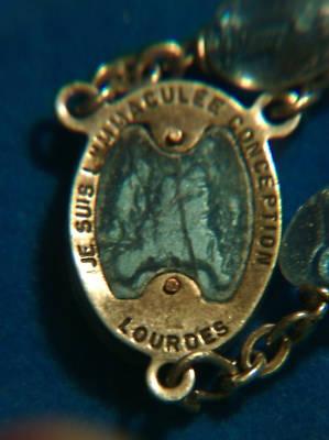 Agapeoriginals Vintage 1958 Lourdes 100 Anniversary