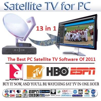 Satellite TV Program Watch Over 3500 Channel Best Offer