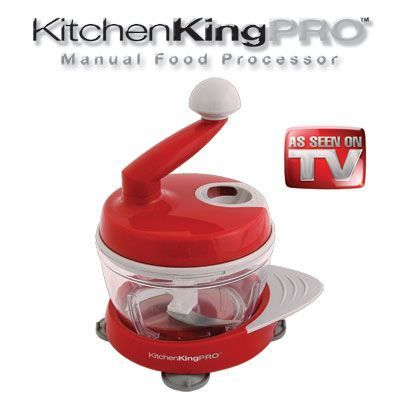Kitchen King Pro Food Processor As Seen On Tv