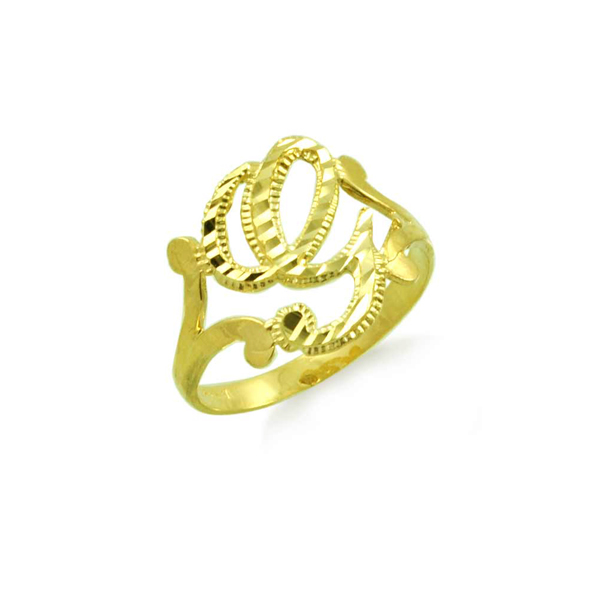 14k yellow gold initial ring quot g quot 14k white gold yellow