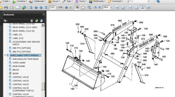 Kubota Loader Parts Diagram Wiring Diagram Yer