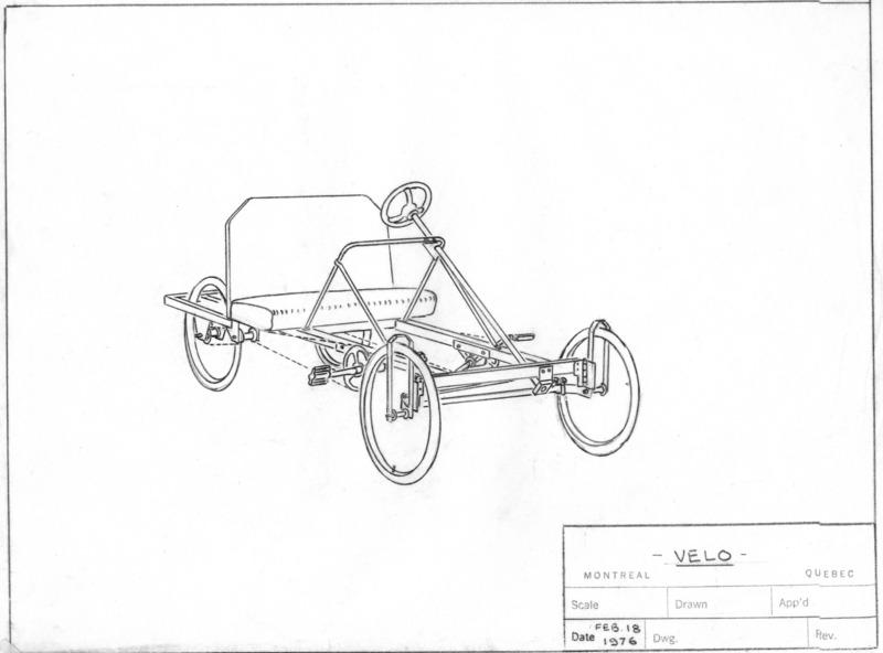 Planos De Bicicleta 4 Rodas Carro Pedal Faça você mesmo Quad ciclo Rickshaw bicitaxi construir seu próprio