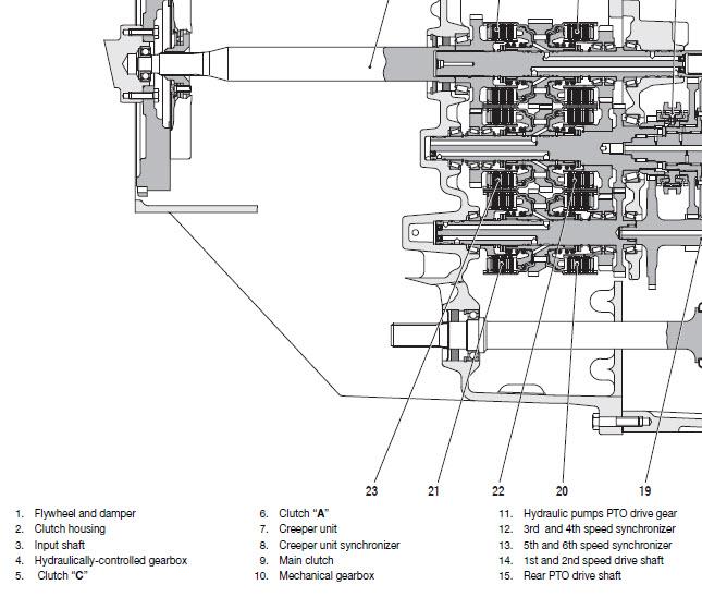 deutz fahr agrotron 150 service manual 106 110 115 120 135 165 mk3 pdf cd nice