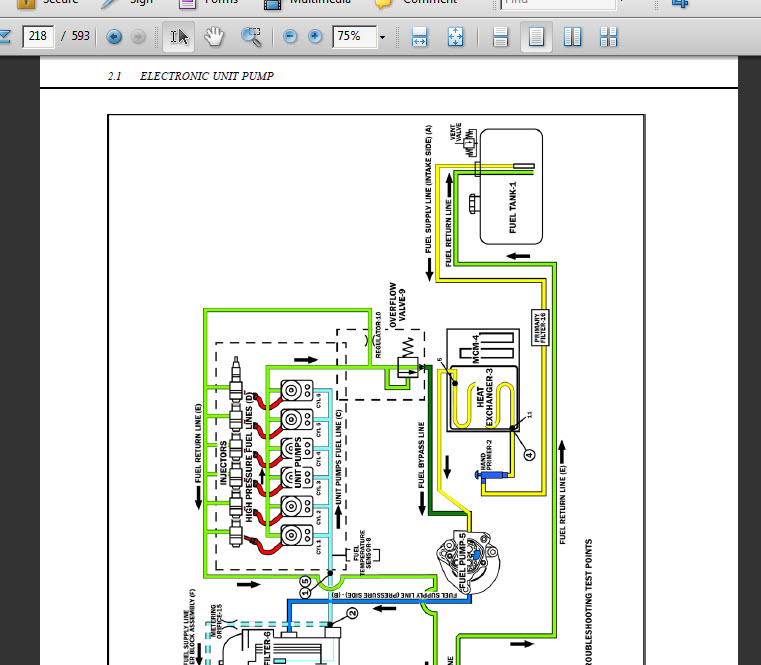 Mbe 4000 Ecm Wiring Diagram