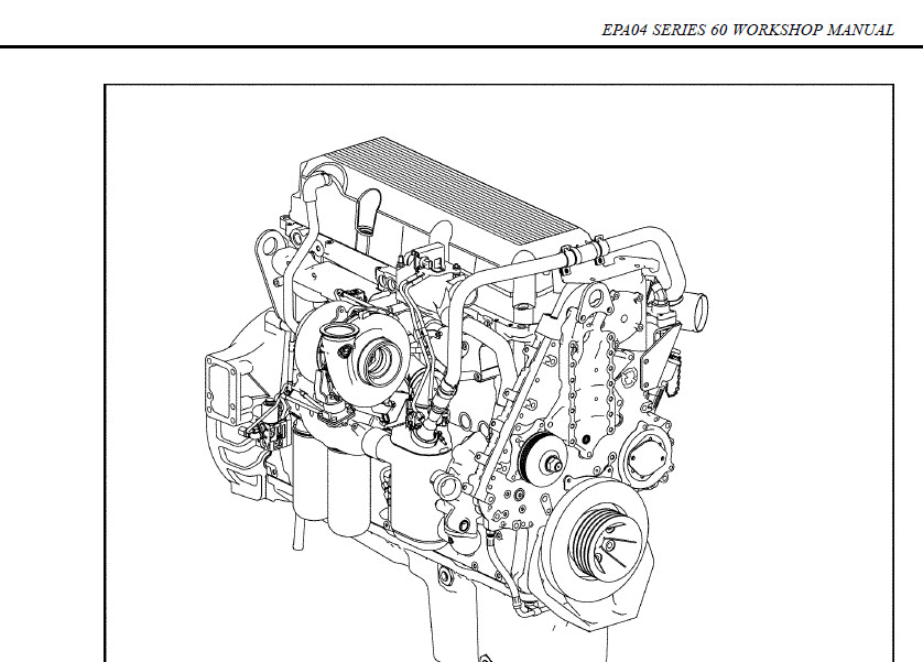 detroit series 60 timing gears