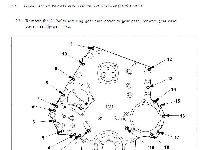 detroit diesel series 60 workshop factory service manual