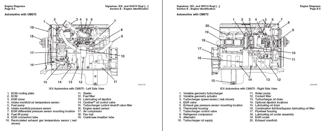29 Cummins Isx Engine Diagram