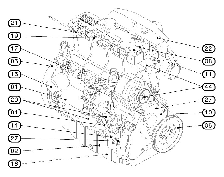 Husqvarna Parts Manual