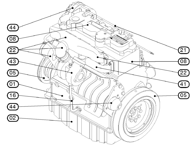 deutz 1013 spare parts catalogue