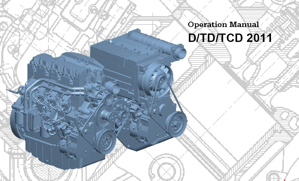deutz 2011 engine repair manual