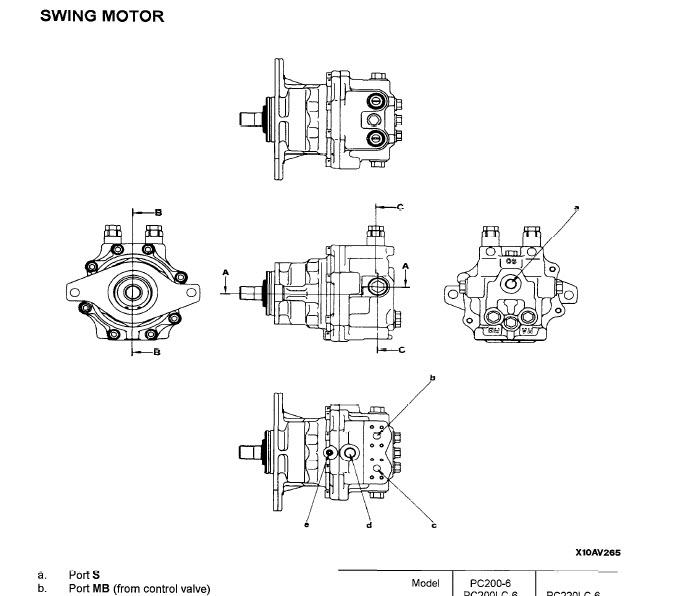 Komatsu Excavator Pc200lc6 Pc210lc6 Pc220lc6 Pc250lc6 Service. Hosting By Vendio. Wiring. Komatsu Pc220lc Wiring Diagram At Scoala.co