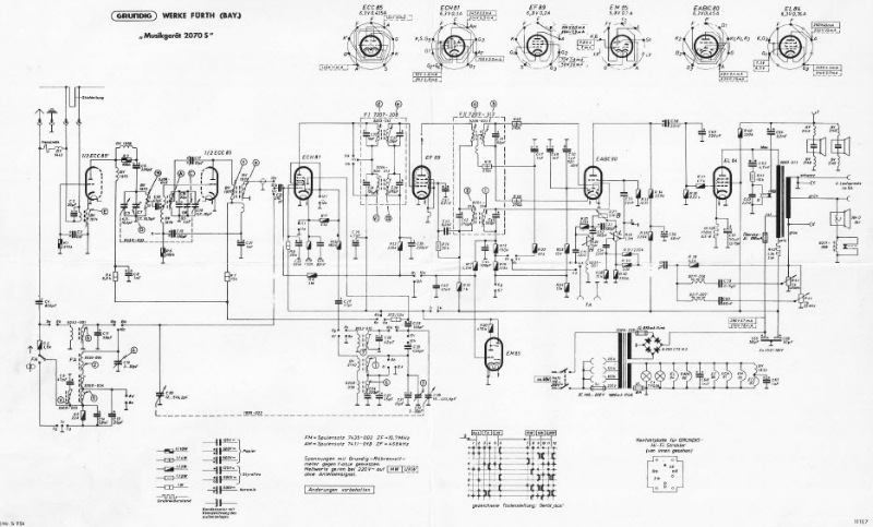 Service Manual for Grundig Stenorette-T