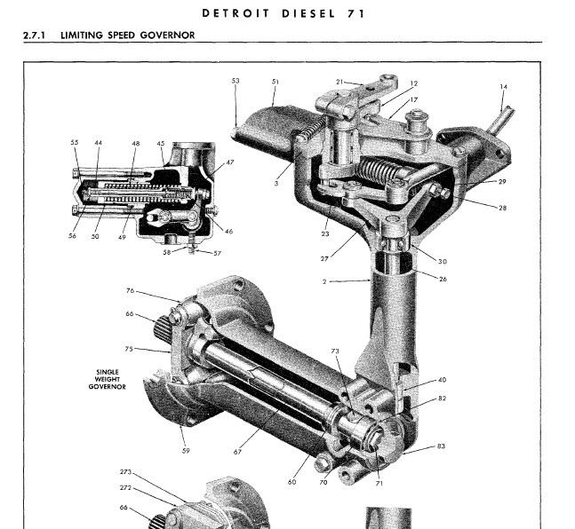 detroit diesel series 53 service manual