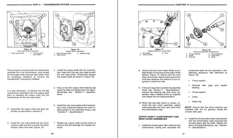 ford tractor 2600 thru 7700, 2610 thru 7710, 3230 thru 4630, service ford diesel tractor wiring diagram image hosting by vendio