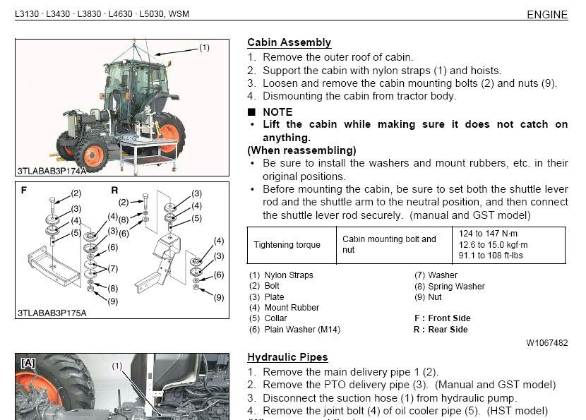 Enjoyable Kubota L3400 Wiring Diagram Online Wiring Diagram Wiring 101 Capemaxxcnl
