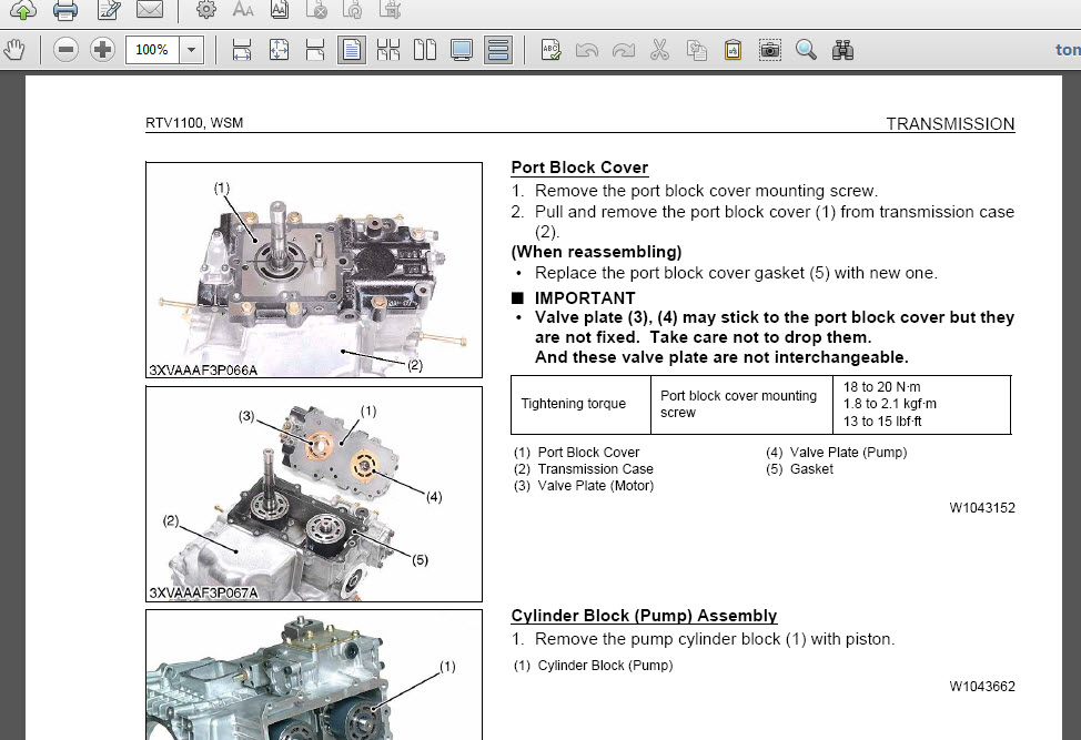 Details about Kubota RTV 1100-900 Factory Digital Service Manual Repair  2004 to 2010 PDF CD !!