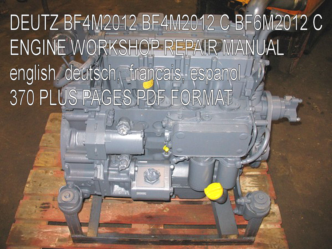Image Hosting by Vendio. tags searches: deutz 2012 manual activation