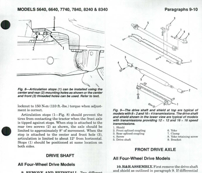 ford 8340 wiring diagram electrical diagrams forum u2022 rh jimmellon co uk  ford tractor 6640 wiring diagram