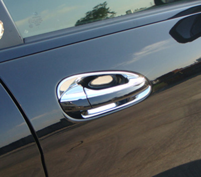 Luxury Trims : Mercedes E Class Chrome Door Handle Cup