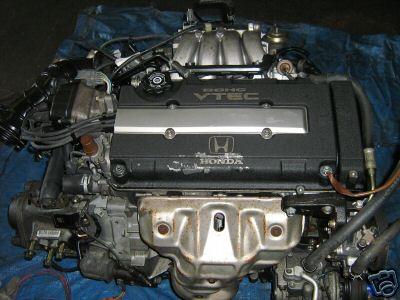 Jdm B18C Gsr Integra 96 99 Engine LSDTranyecuob
