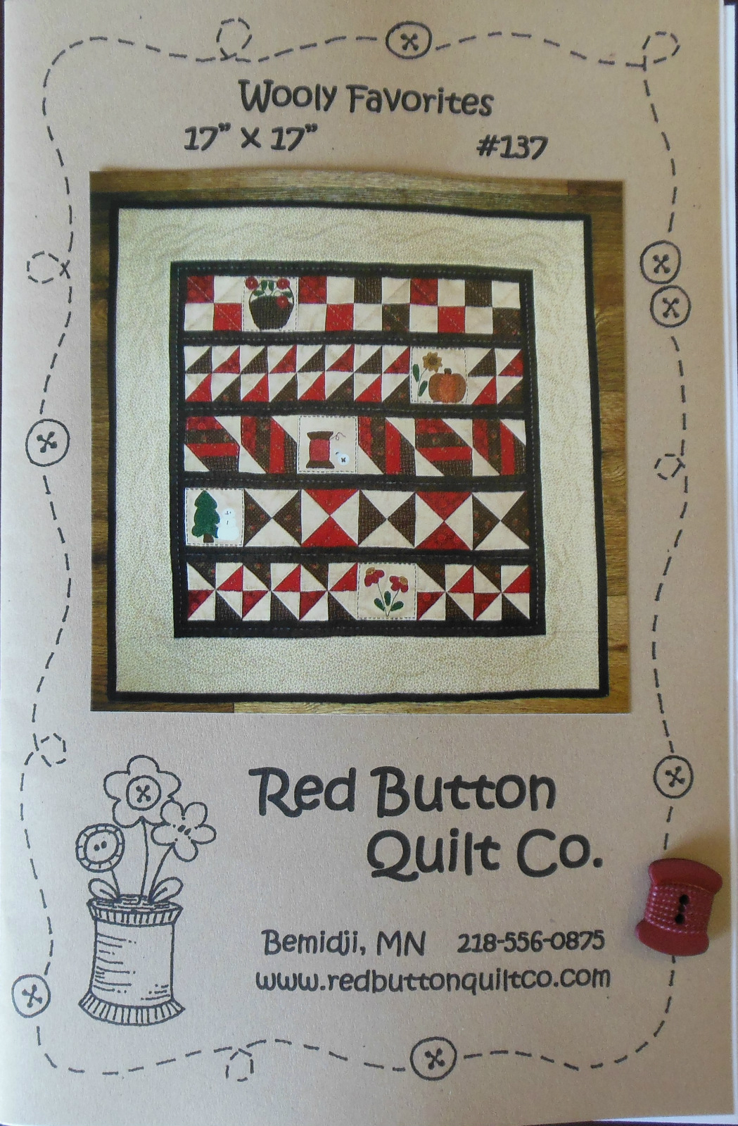 Fat Quarters Quilt Shop For all your quilting & fabric needs : Red ... : red button quilt co - Adamdwight.com