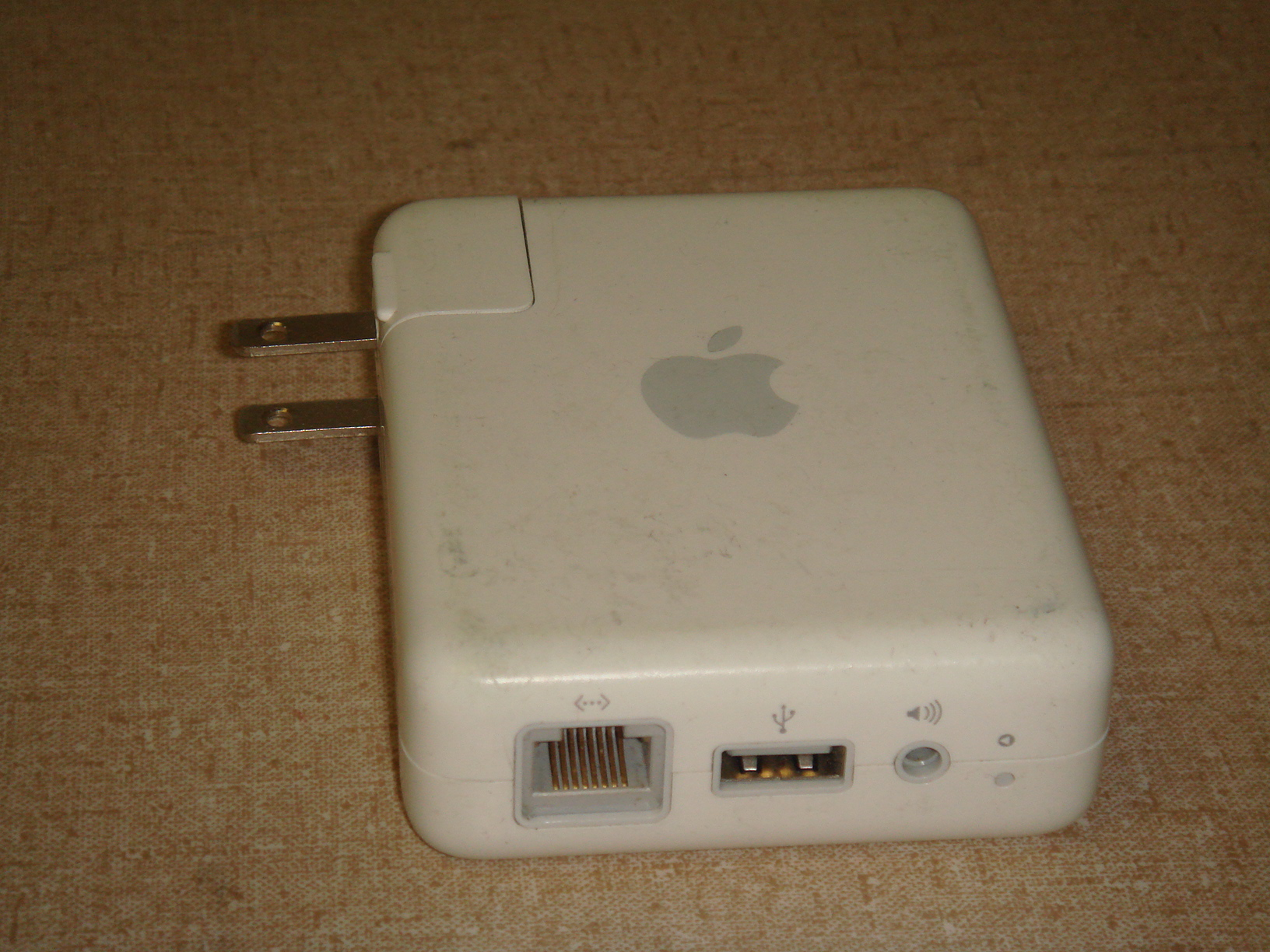 Nitch Mart Technologies Store Power Adapter Apple Airport Express Base Station A1264