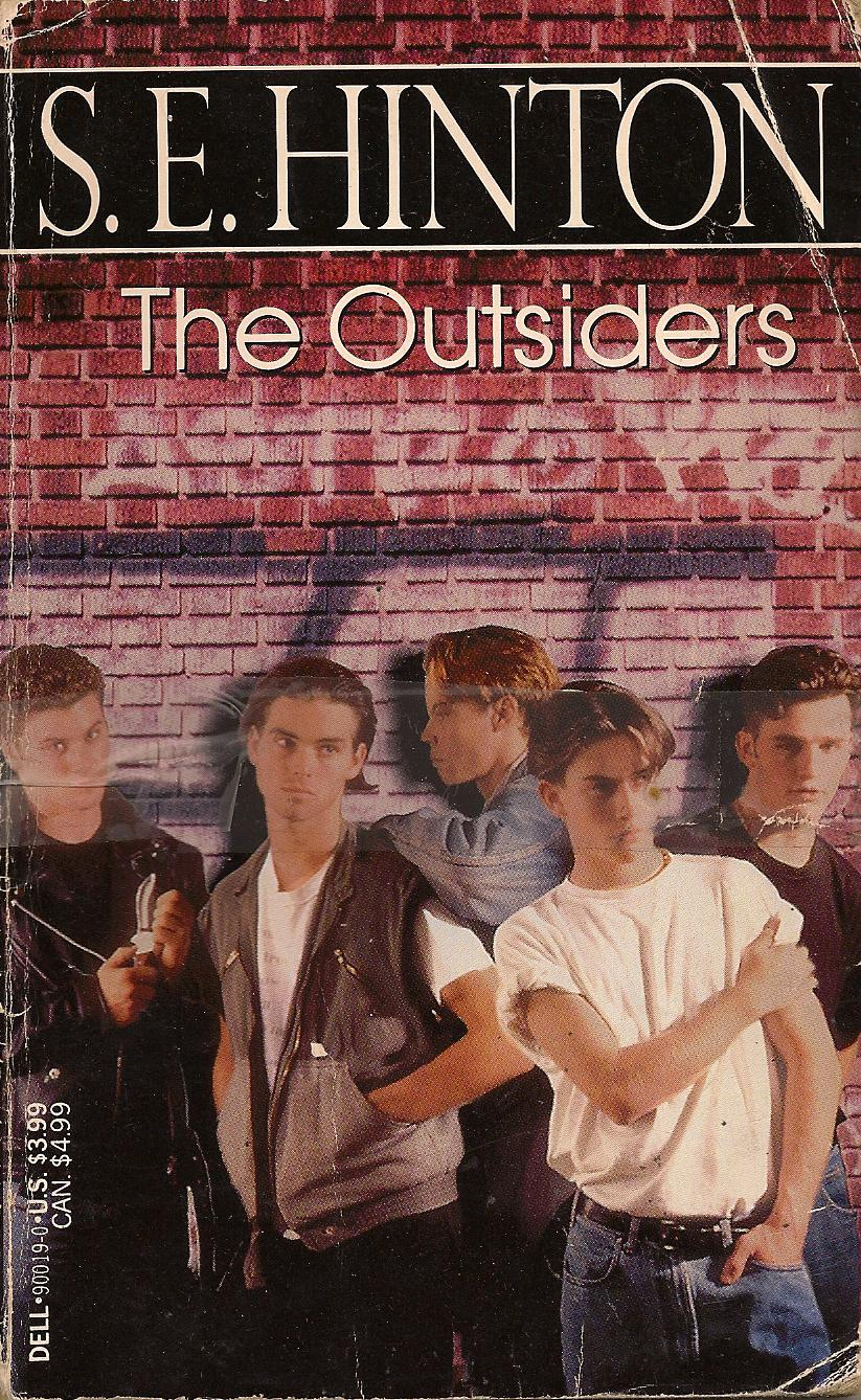 the outsiders by s e hinton essay